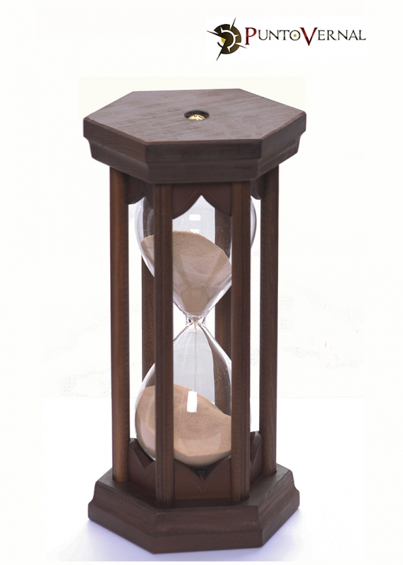Gothic Hourglass For Sand Ceremony