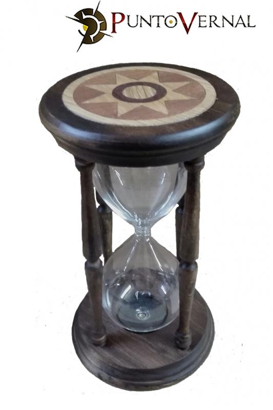 Comprar Reloj De Arena Marquetería Para La Ceremonia De La Arena